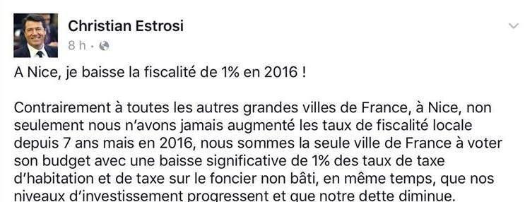 Thierry et l'impôt olé !