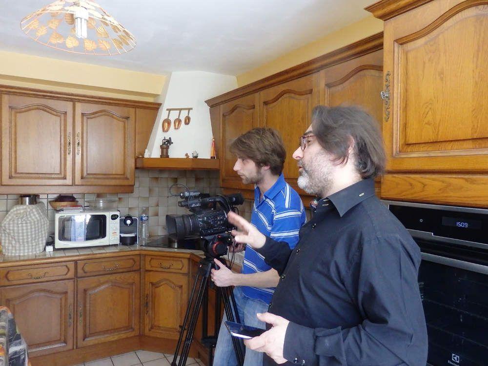 Ripaille TV chez moi – flans d'asperges sauce citronnée