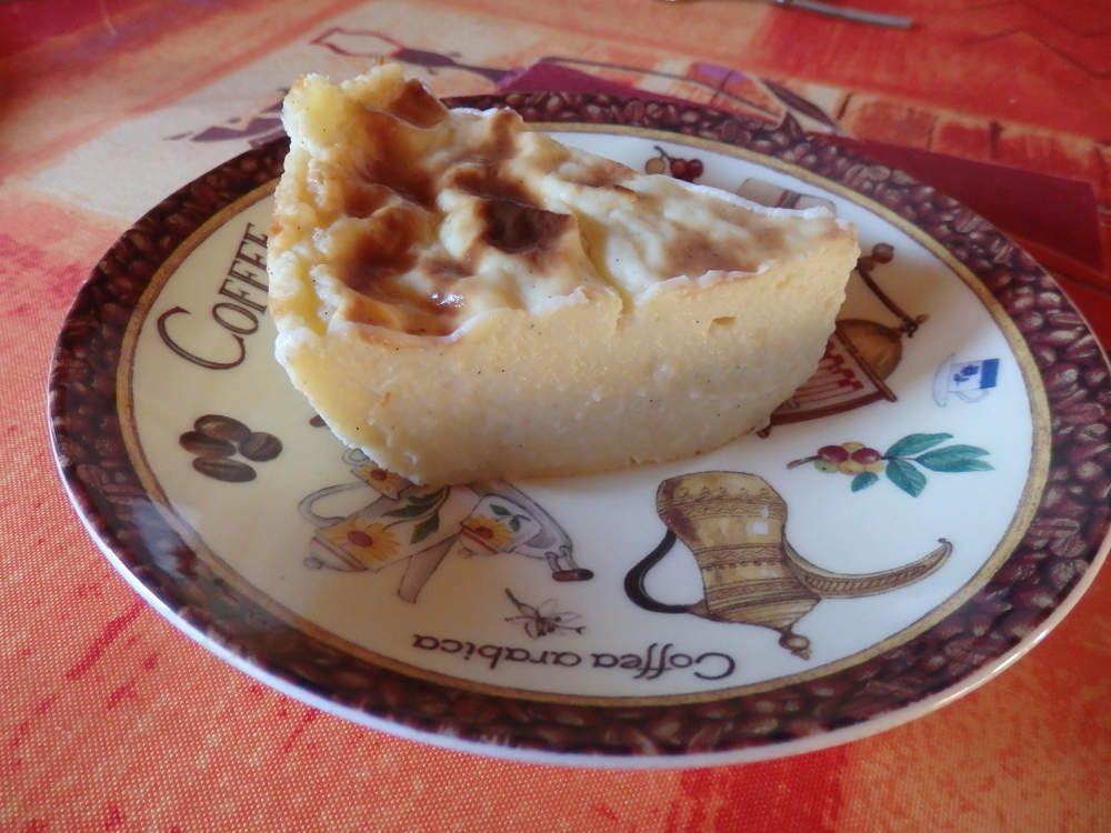 Flan pâtissier sans pâte ultra crémeux