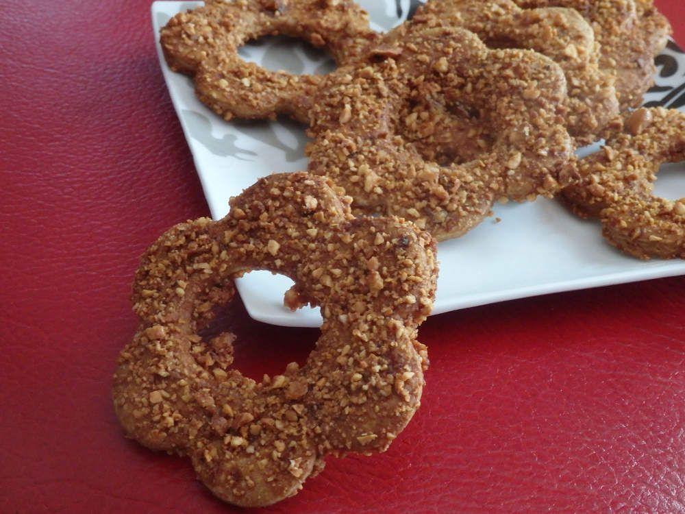 Biscuits au café - bredele