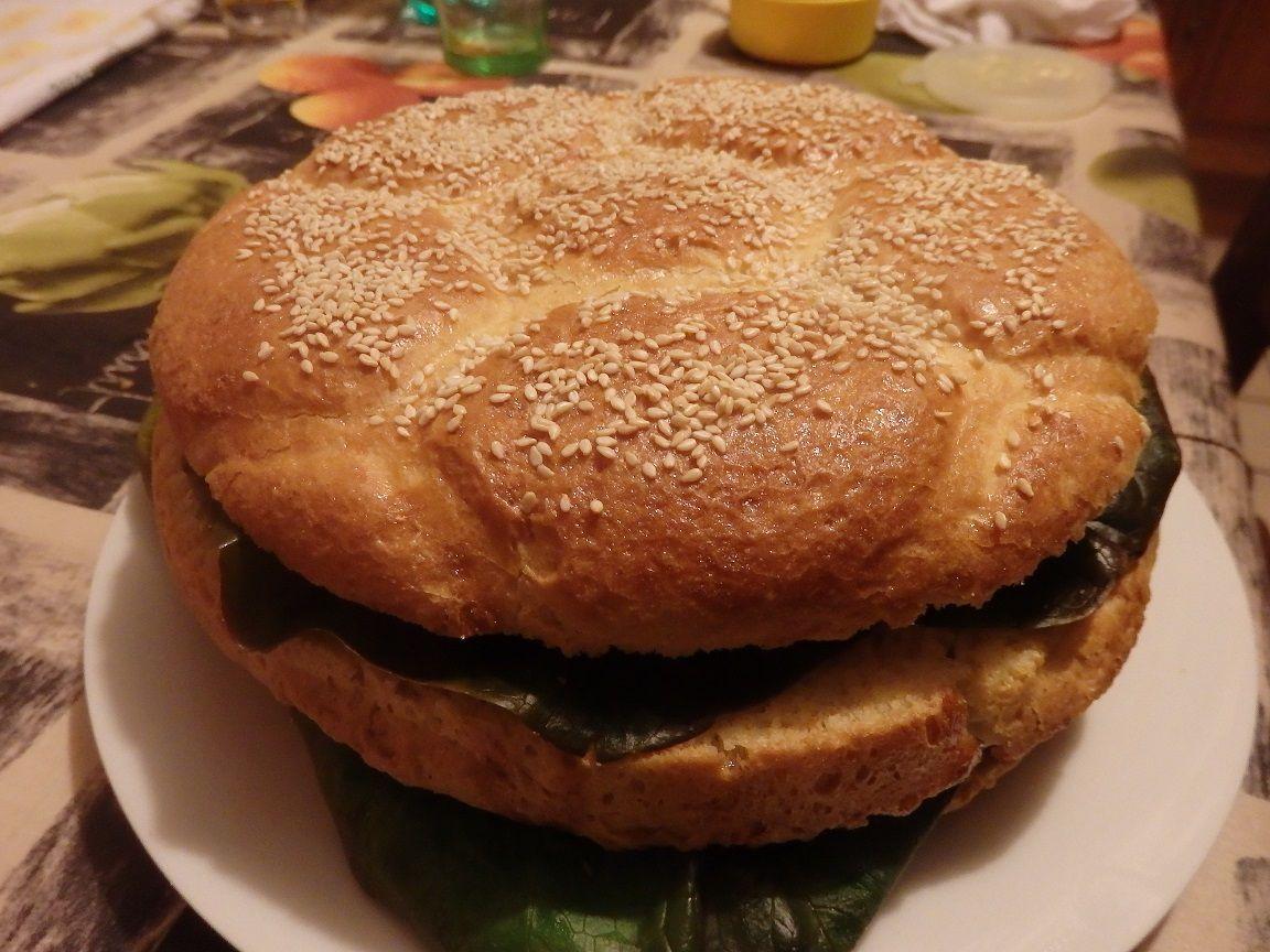 Burger-football