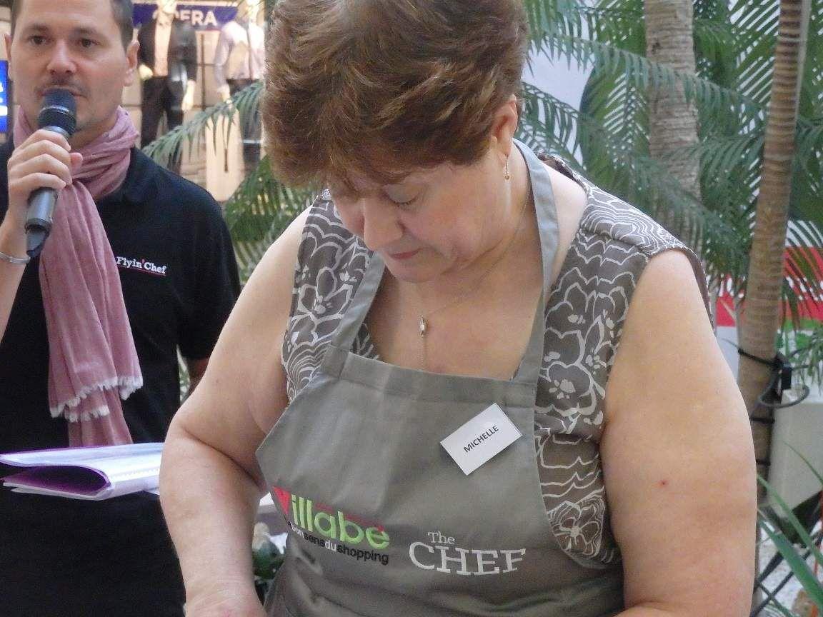 « The Chef » premier concours de cuisine amateur au centre commercial de Carrefour Villabé