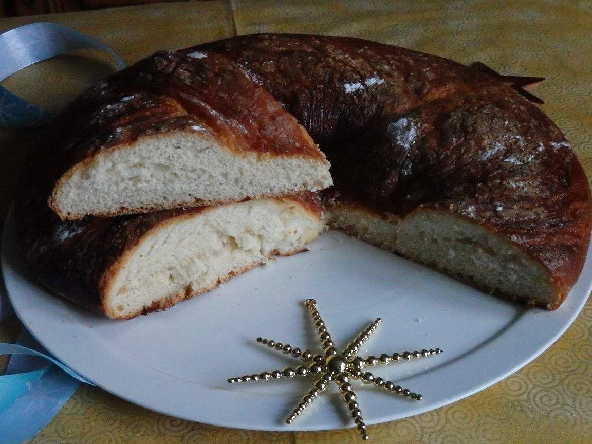 Bratschtall du Nouvel An – Brioche alsacienne pour le Nouvel An