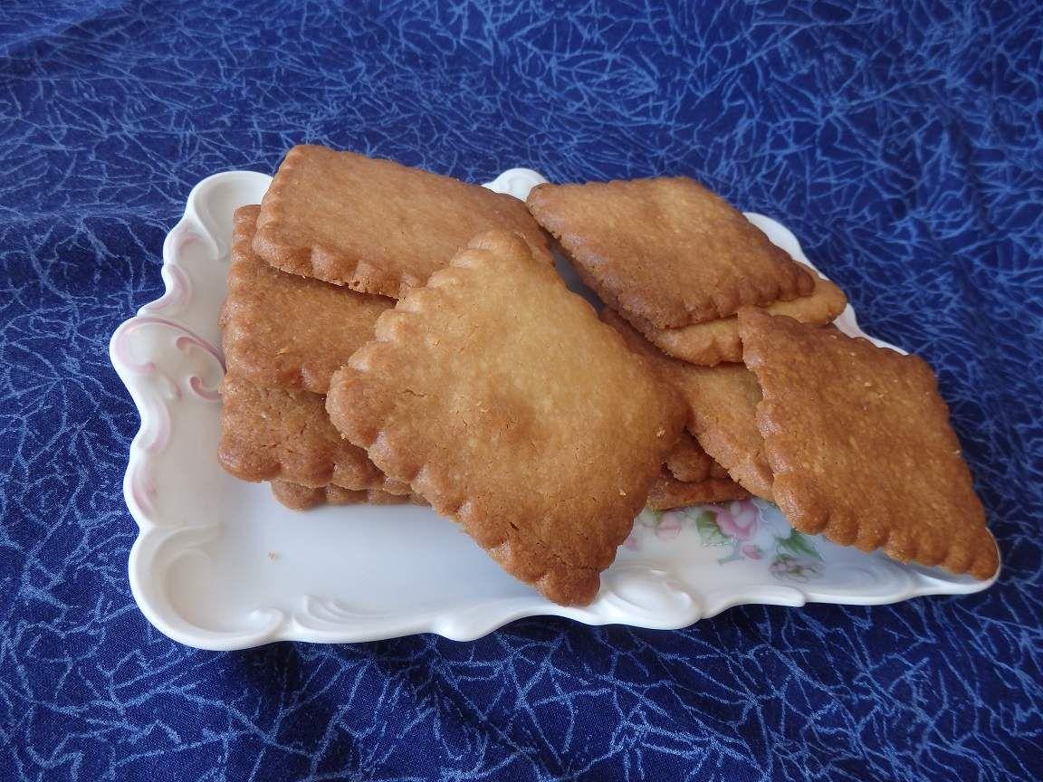 Shortbread beurre demi-sel et caramel au beurre salé