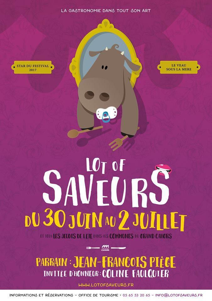 Festival « Lot of Saveurs 2017