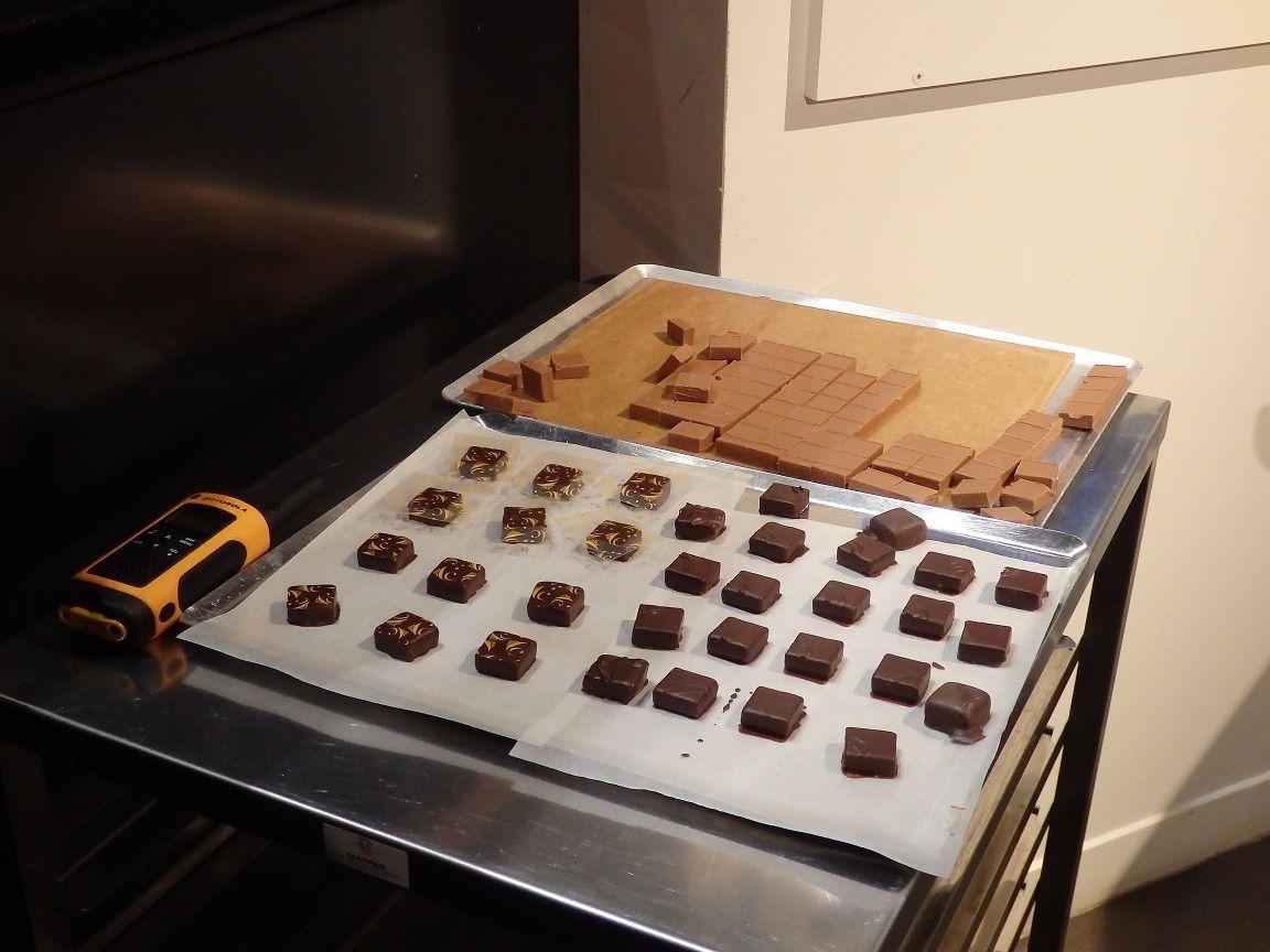 Escapade à la Cité du chocolat Valrhona