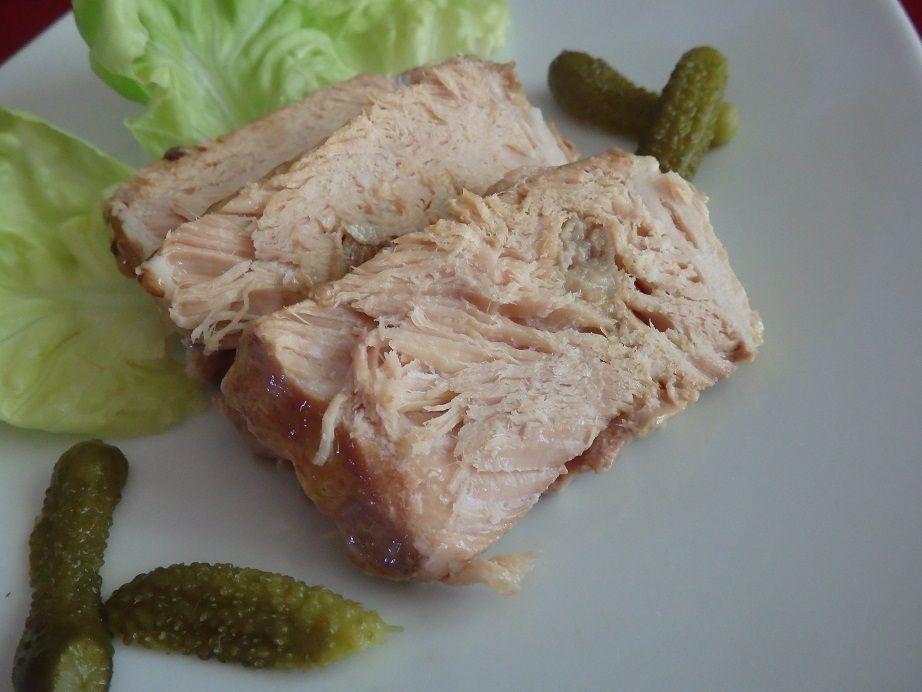 Rôti de porc en bocal (enchaud dans le sud-ouest)