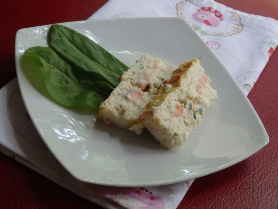 Terrine de cabillaud saumon