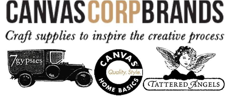 Page: &quot&#x3B; Amazing vintage &quot&#x3B; + tutoriel pour Canvas Corp Brands