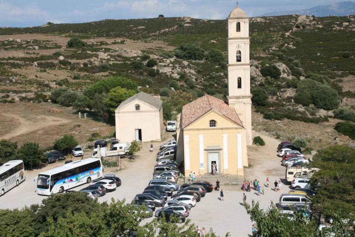 Corse, mercredi 9/09/2015  3è jour...