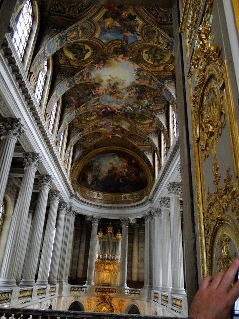 Versailles visite du ch teau et des jardins pas et repas for Visite jardin versailles