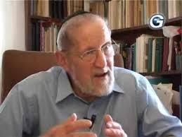 """Le Prof. Benjamin Gross, z""""l, sur les violences d'Ultra-Orthodoxes à Jerusalem en 2009"""
