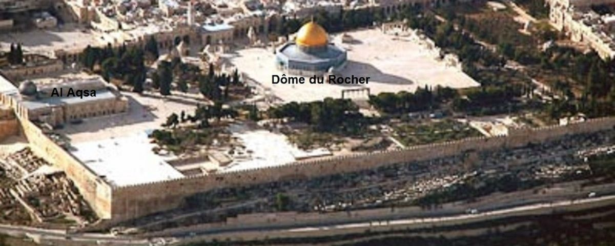 La mosquée Al Aqsa en danger mais silence sur les destructions réelles à La Mecque et à Medine !