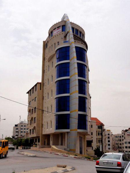 Ramallah Tower, la tour de Ramallah, 41