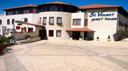 St. Vincent Guest House in Bethlehem79