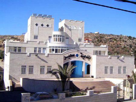 La municipalité de Sa'ir au nord d'Hebron, 93