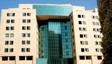 The City Center complex, la municipalité de Hebron, 85