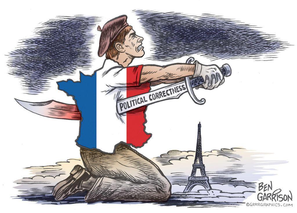 Le politiquement correct tue peu à peu la France, Olivier Ypsilantis