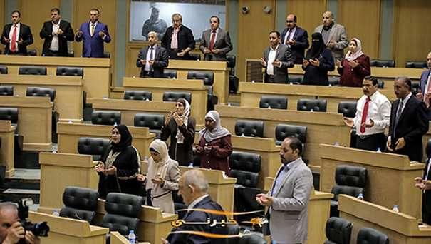 Le Parlement jordanien a organisé une cérémonie à la mémoire des trois terroristes qui ont tué deux policiers israéliens http://infoequitable.org/