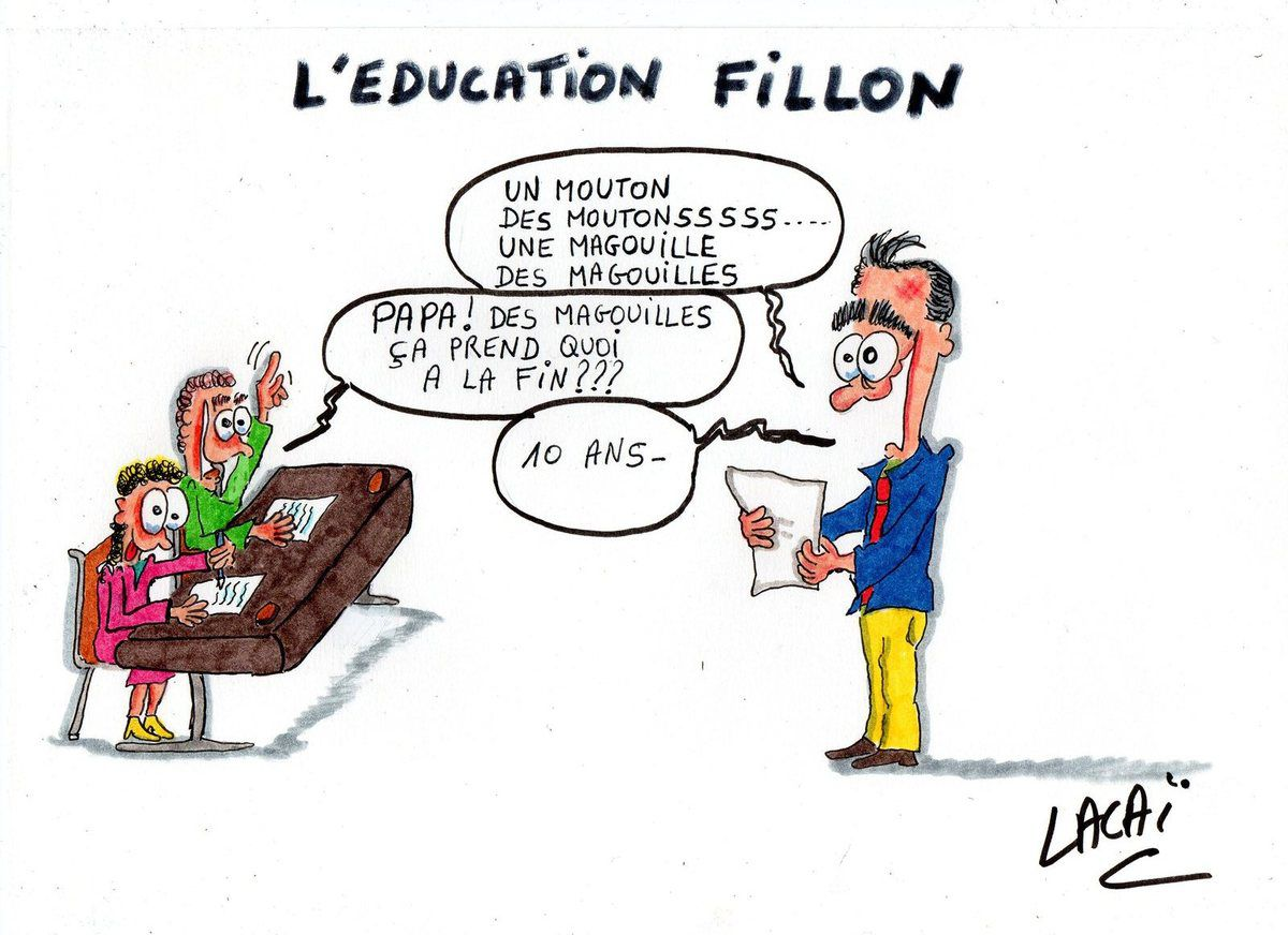 l'education fillon