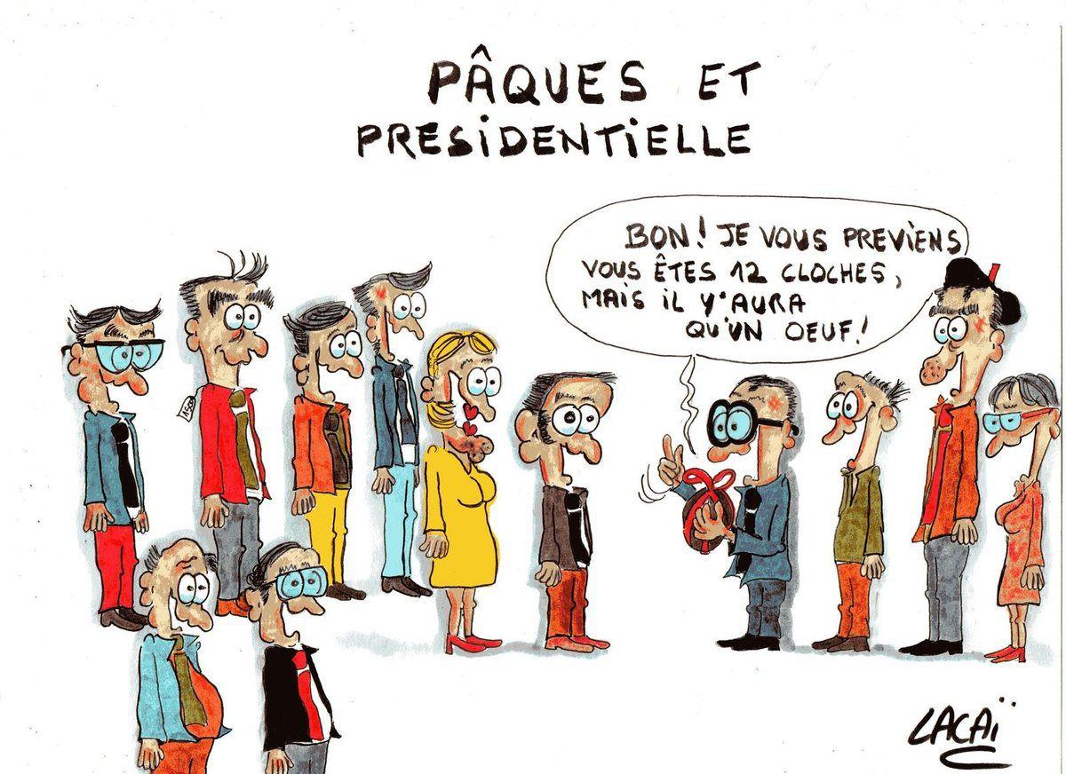 #pâques et #présidentielle