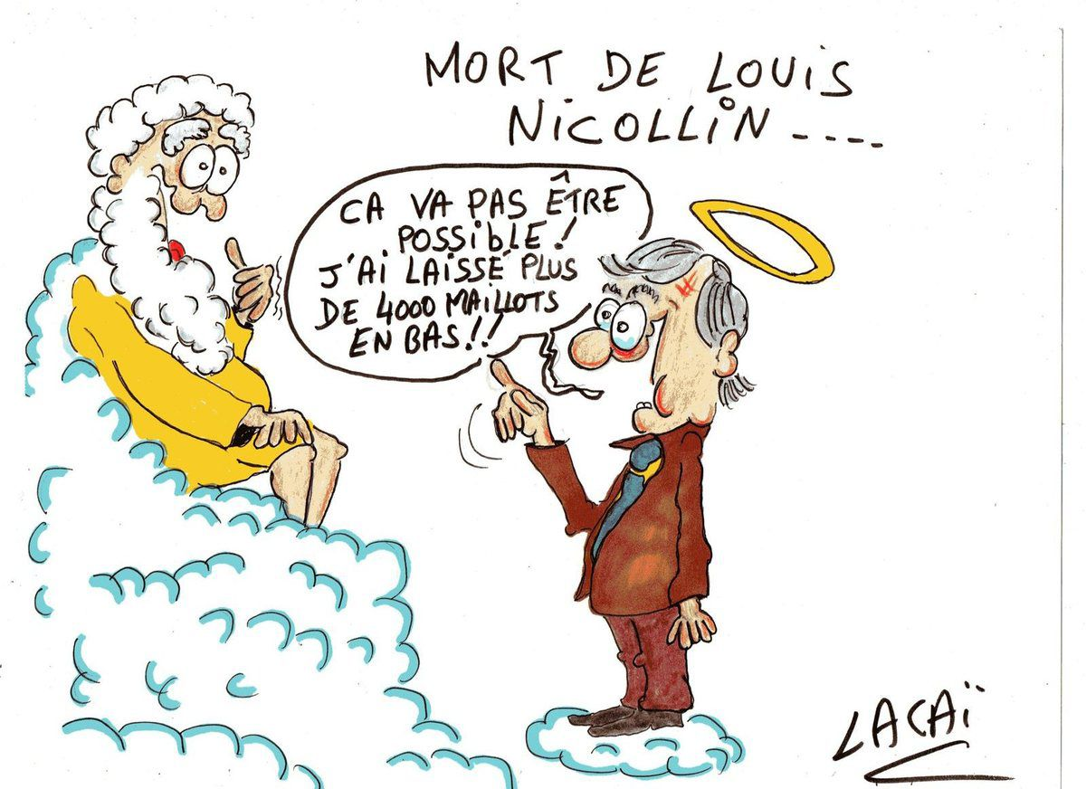 football mort de louis nicollin...