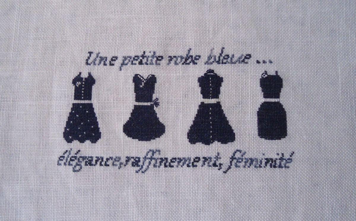 Sal &quot&#x3B; La Petite Robe &quot&#x3B; Terminé