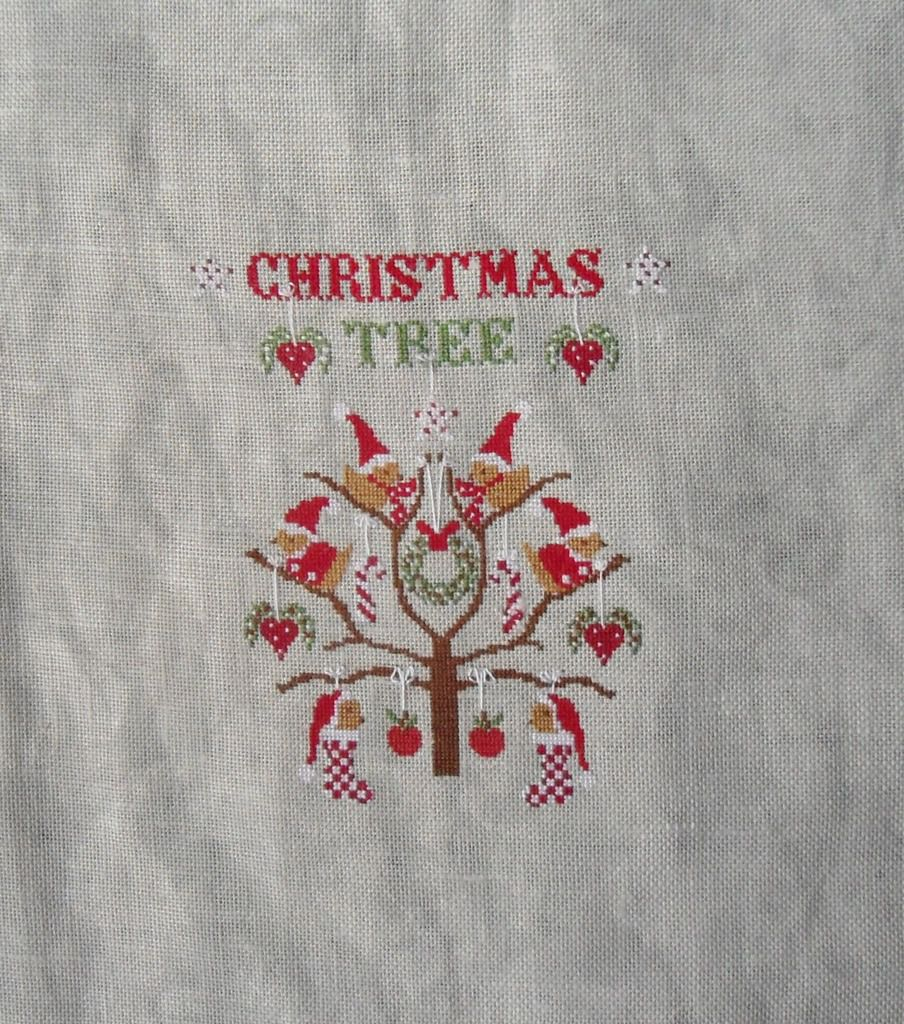 BRODERIE POUR NOEL 4