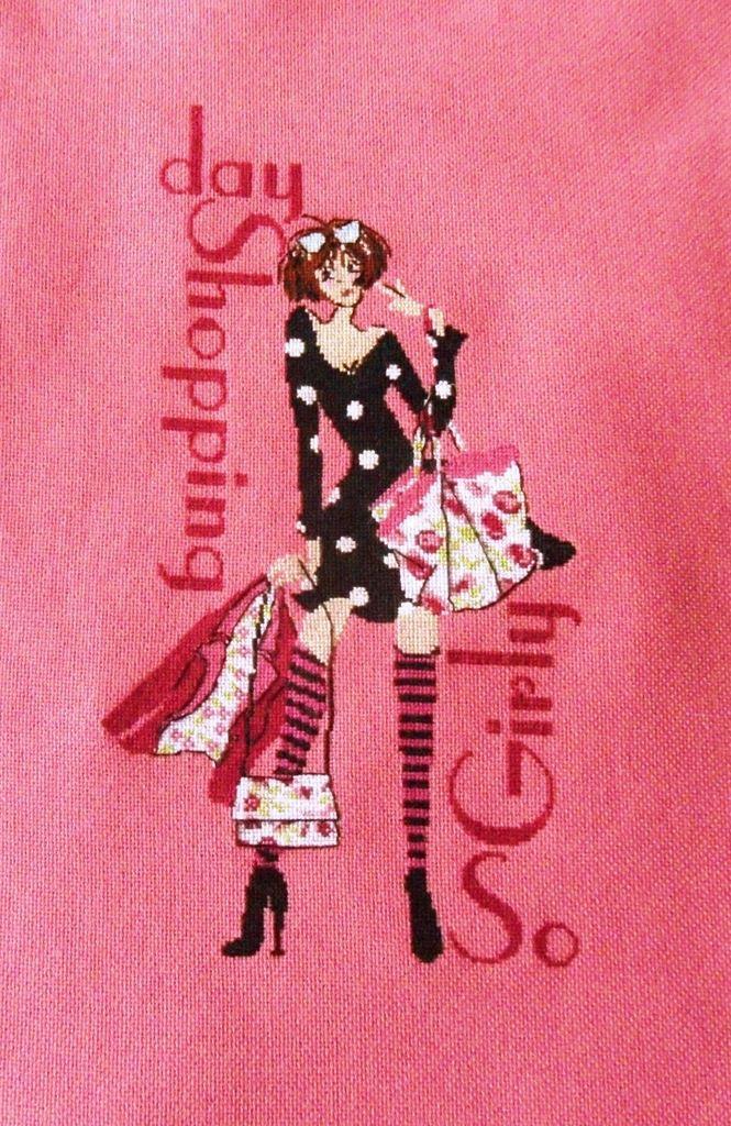 Mon sac de Miss Shopping