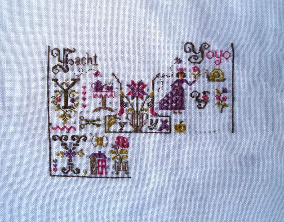Broderie l'An Neuf // 4
