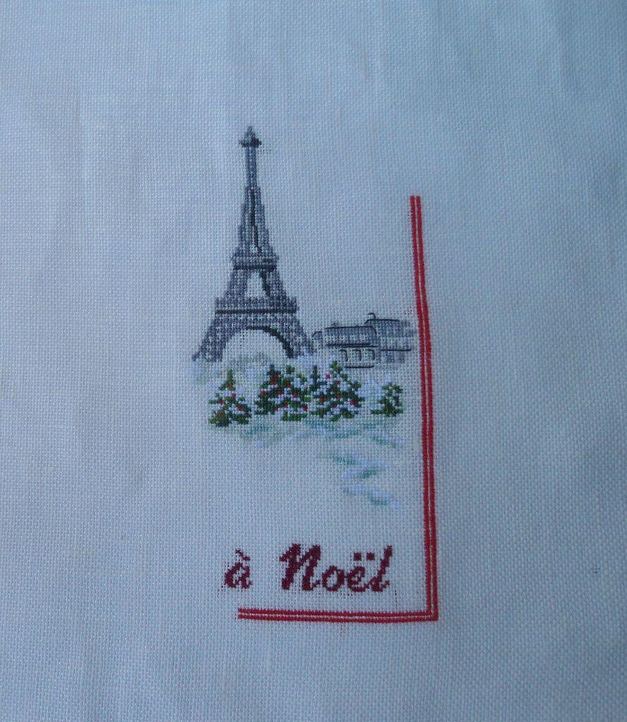 Un jour à Paris à Noël