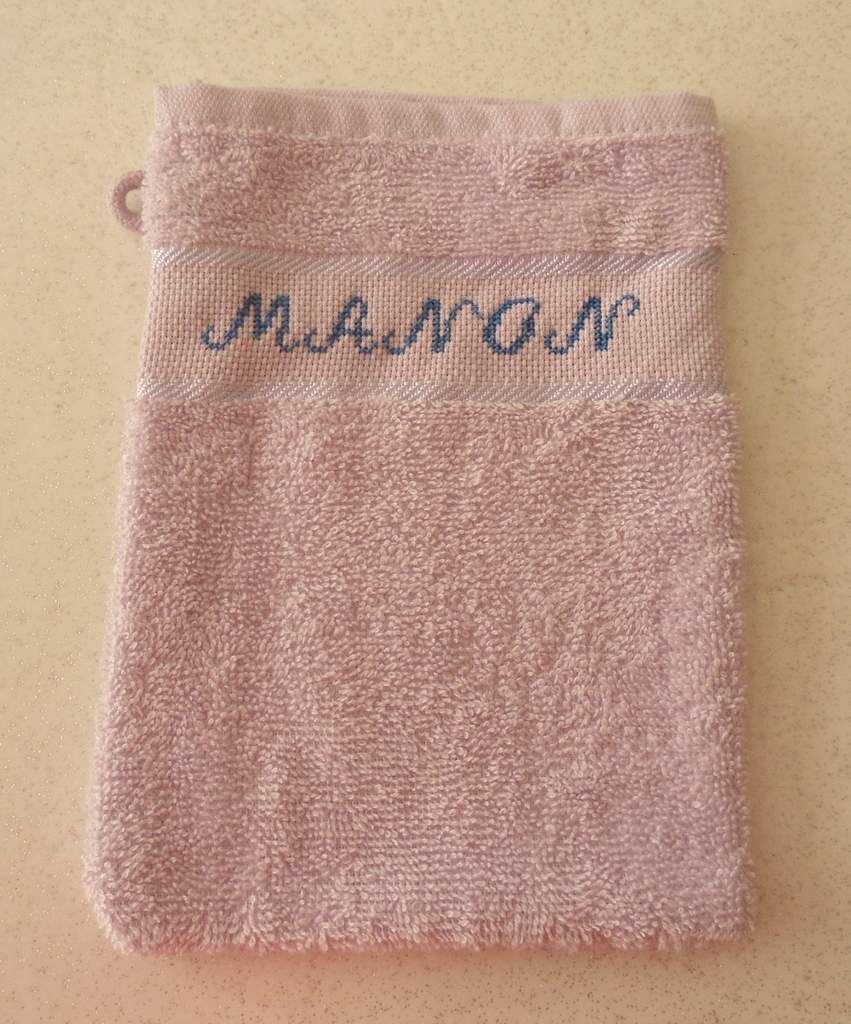 Un deuxième drap de bain pour Manon
