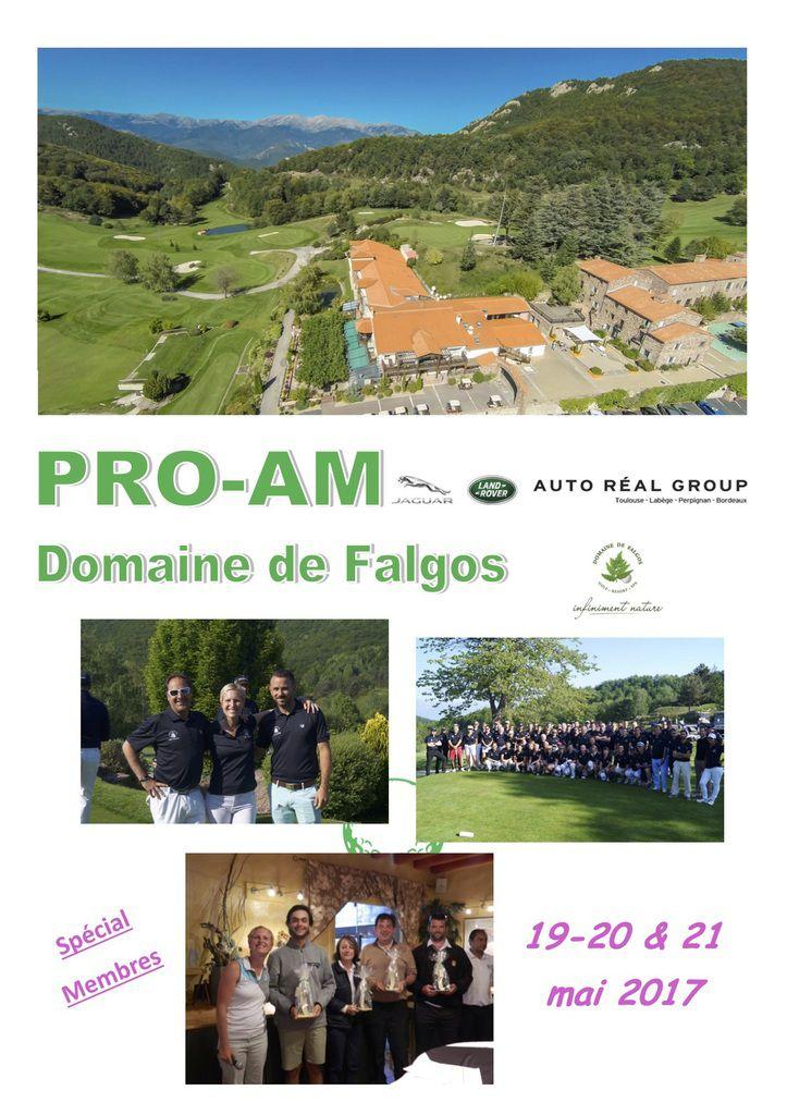 2nd PRO - AM à Falgos 19 - 20 &amp&#x3B; 21 mai 2017