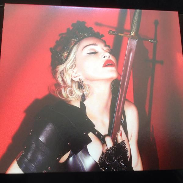 INSIDE REBEL HEART