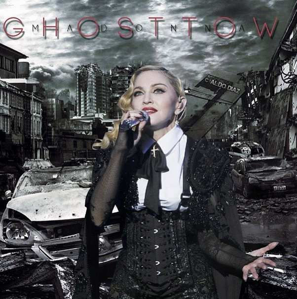Ghosttown prochain single