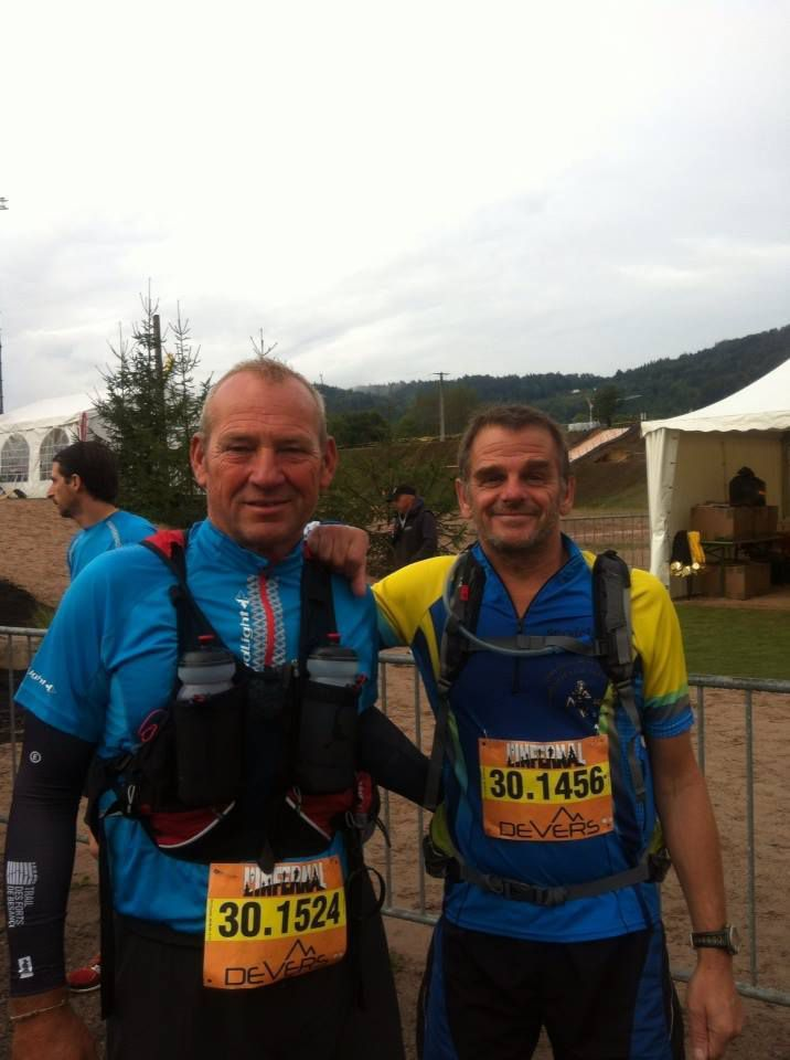 L'INFERNAL TRAIL 2015