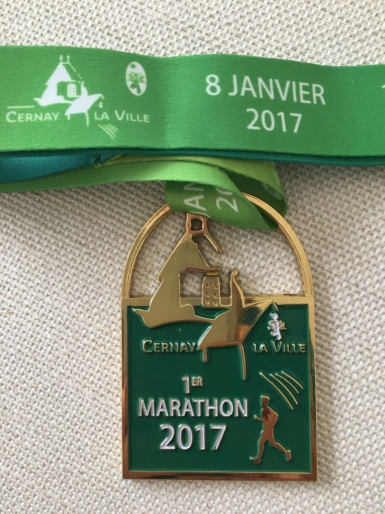 1er marathon 2017