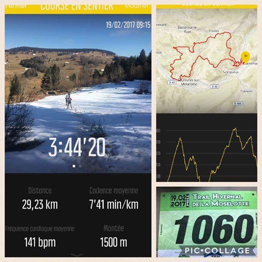 trail de la Moselotte