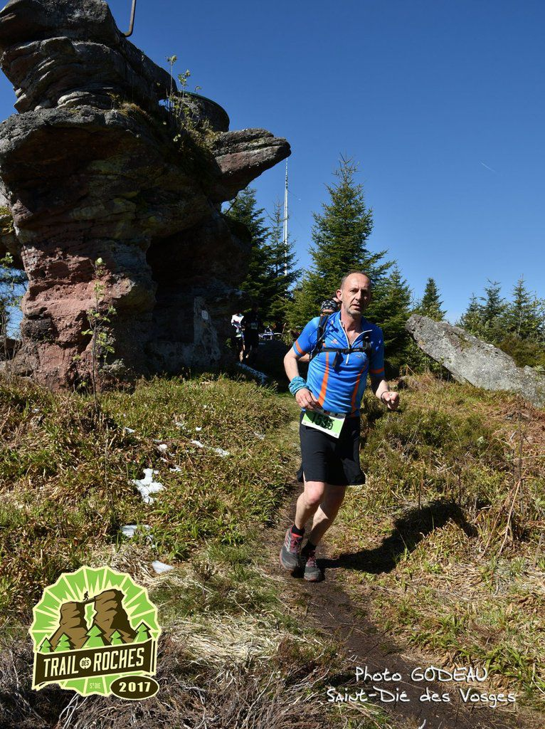 LAURENT chope le virus du trail.