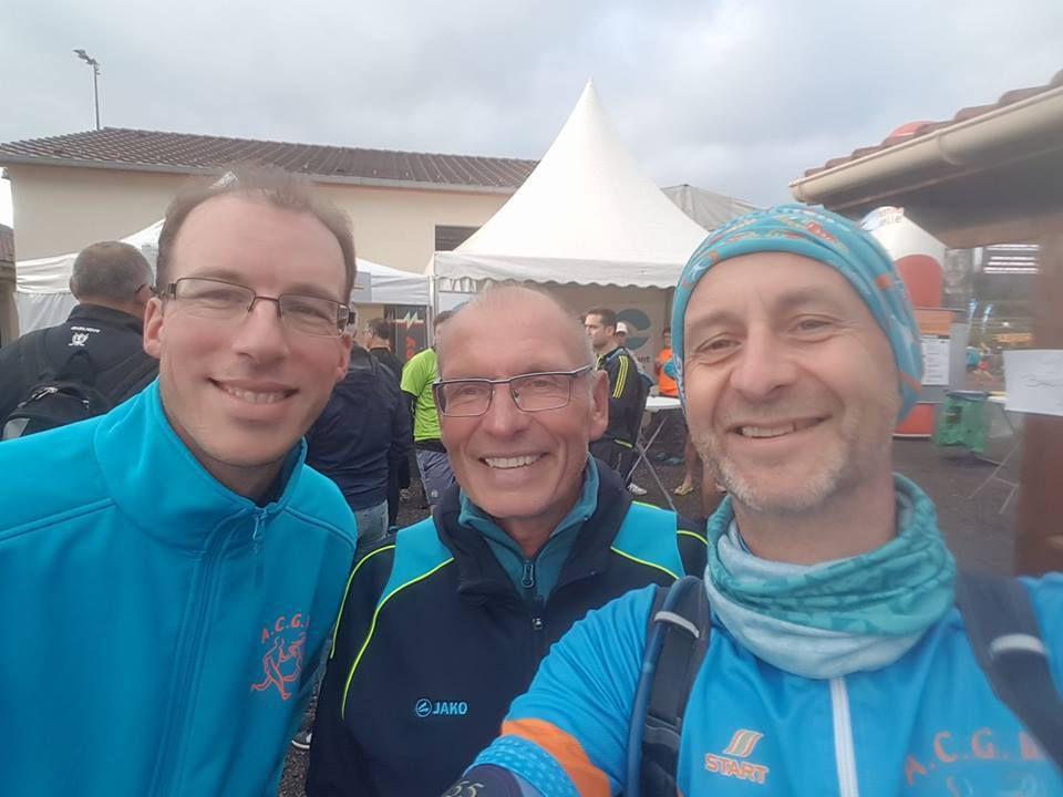 Fab, Jean-Luc et Lolo tout sourire !!!!!
