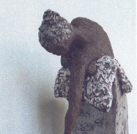 Prix Mélusin'Argent Sculpture: Lydie Papet