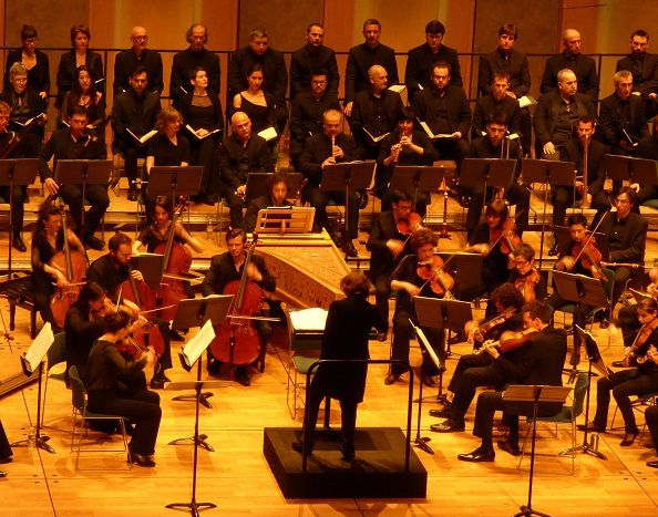 Choeur Accentus et Insula Orchestra