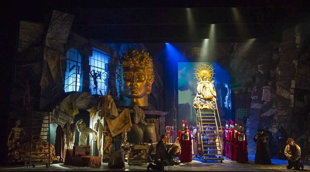 Benvenuto Cellini – Photo : English National Opera