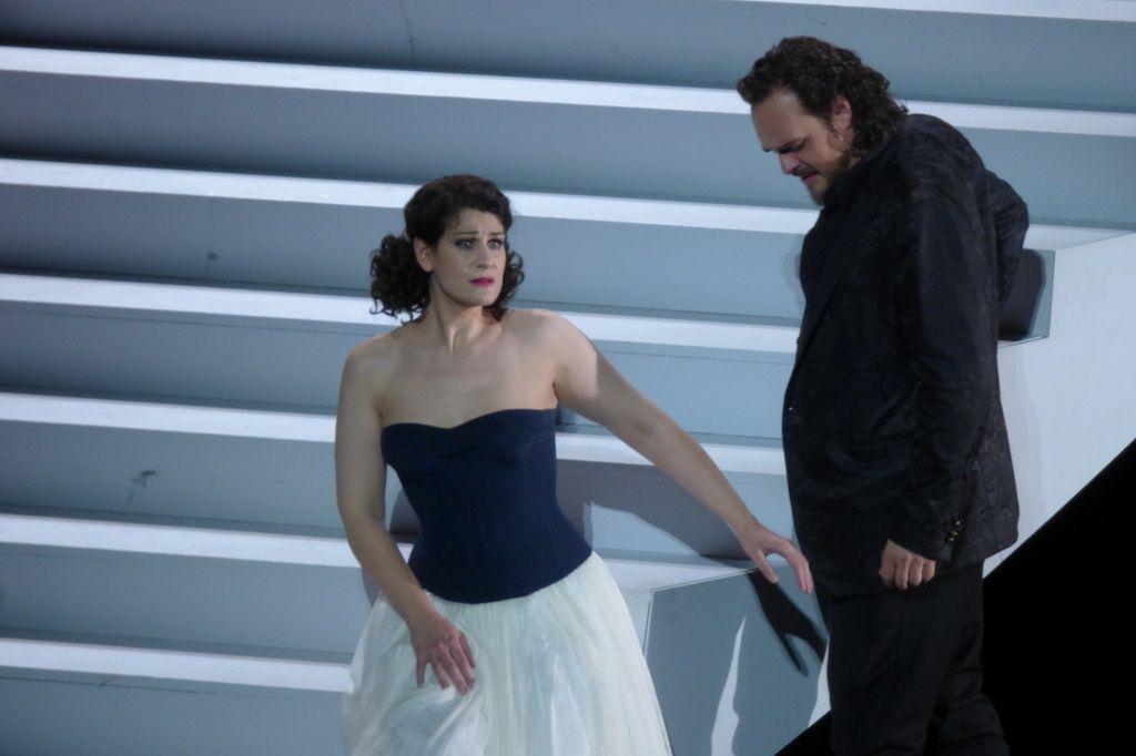 Anja Harteros (Arabella) et Thomas Johannes Mayer (Mandryka)