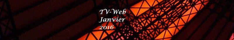 TV-Web Janvier 2016 Lyrique et Musique