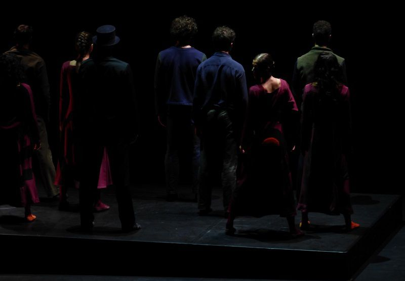 She was black - Semperoper Ballett Dresden