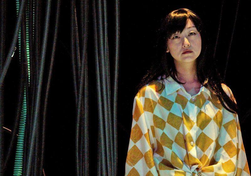 Ryoko Aoki (Rokujo) - Photo Jean Couturier