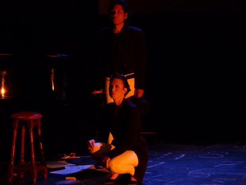 Dorothée Daffy (Récitante) et Emmanuel Gendre (Baryton)