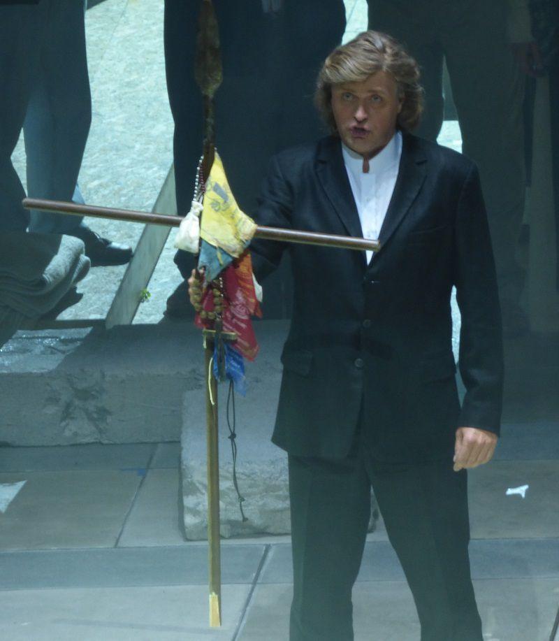 Klaus Florian Vogt (Parsifal)