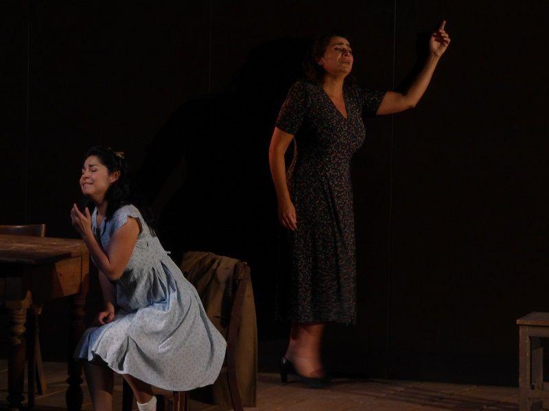 Rebeca Olvera (Adalgisa) et Cecilia Bartoli (Norma)